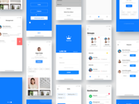 Group App UI