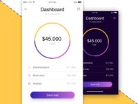 Dashboard - Daily UI Challenge