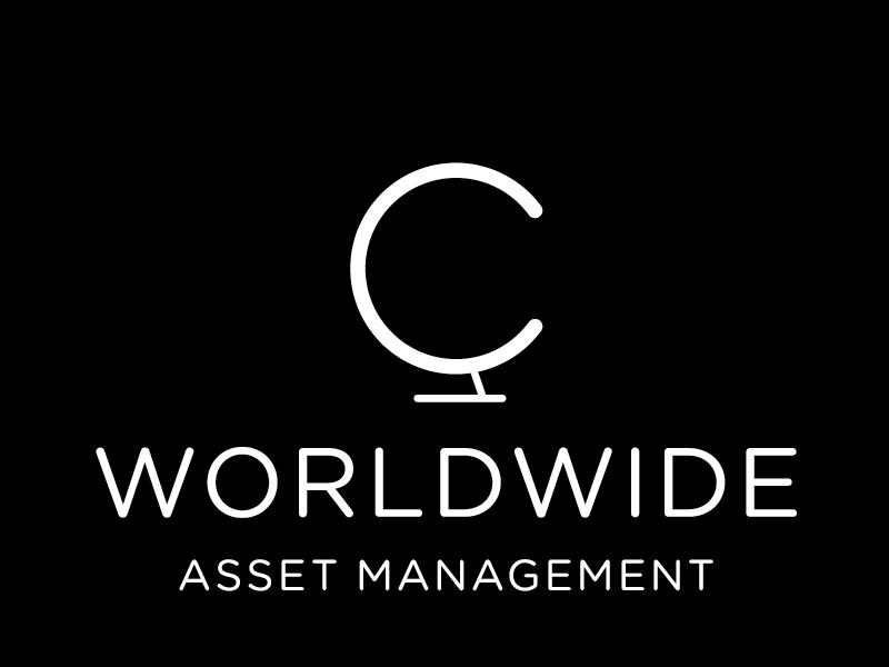 C Worldwide logo design logo
