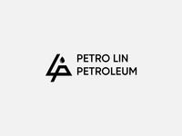 PETRO LOGO illustration flat design brilliant vector brand design brand identity design pl logo logo oil petroleum petrol