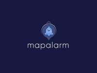 Mapalarm Logo