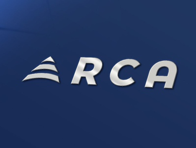 ARCA branding design logo mockup flat vector identity illustration icon brilliant brand logo