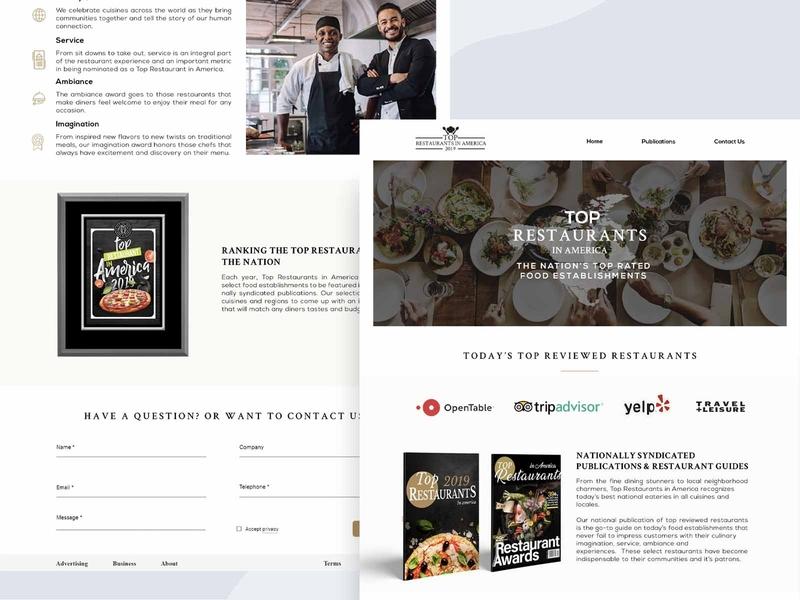 Untitled 1 copy web userinterface website design flat design branding home screen restaurant homepage graphic brilliant ux ui