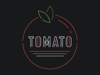 One Neon Tomato
