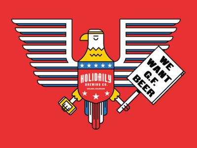Gluten-Free Eagle