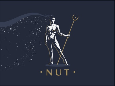 ☥ Egyptian Goddess Nut. mythology nut space star gods egyptian egypt
