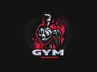Gym monster
