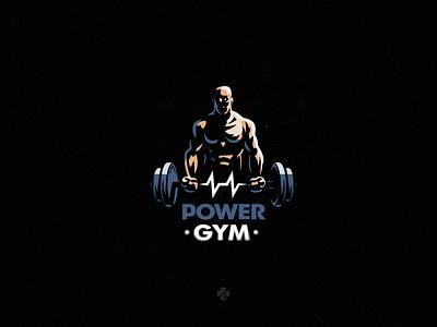 Logo for the gym man fitness logo gym logo sport gym