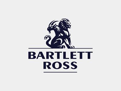 Barlett Ross, Chimera logo goat lion snake logo chimera