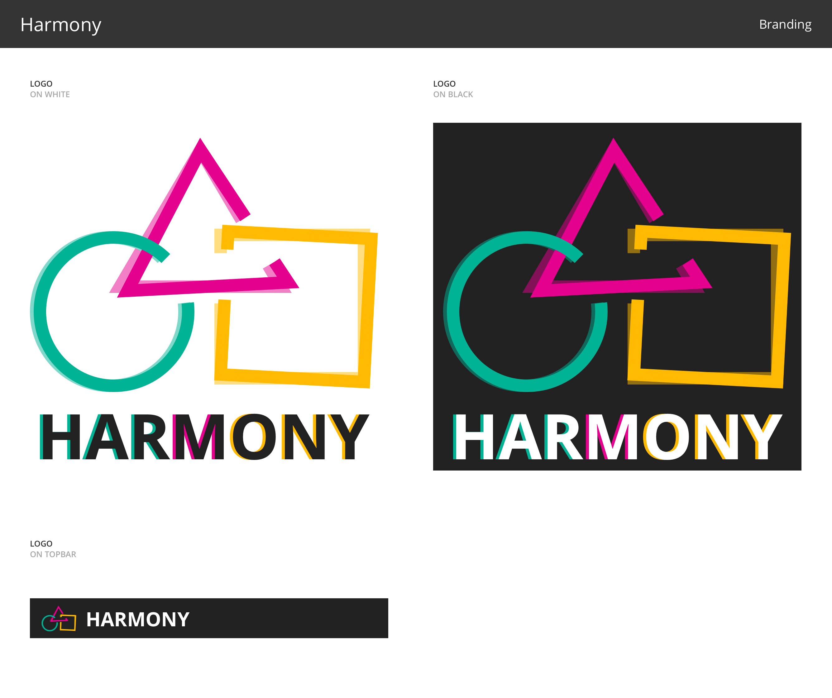 Harmony logo full