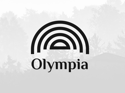 Olympia Logo olympia black vector design primeng primefaces icon logo branding