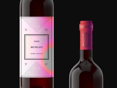 NEU WINE, Merlot.