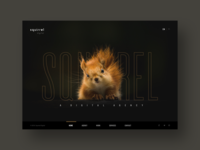 Digital Agency : Website's homepage design