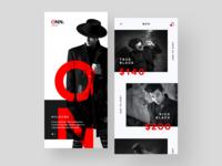 ONN : Online Shopping Apps Design