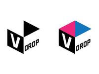 VDrop logo