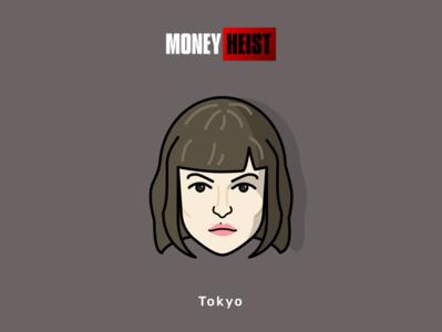 Money Heist - Tokyo
