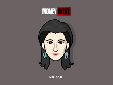 Money heist - Nairobi