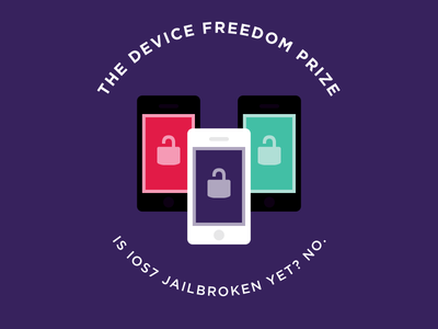 The Device Freedom Prize
