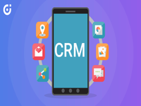 Implanting Business Intelligence with Mobile CRM Applications