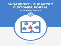 Sugarcrm Customer Portal - SugarPort