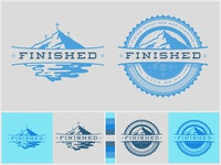Finished logos