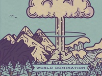 World Domination - Album Art