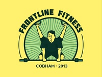 Frontline Fitness - Logo/Identity