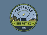 Federated Energy - Logo