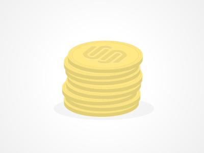 Square money