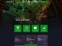 Cash Games Website Design