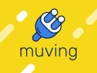 Muving logo redesign