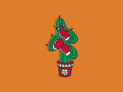 texas tuff texas tattoo cactus design houston illustration