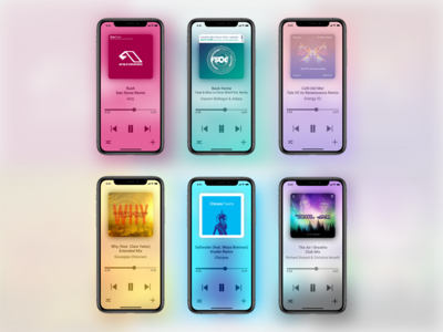 Daily UI 009: Music Player