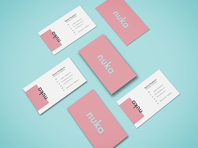 NUKA | Business cards