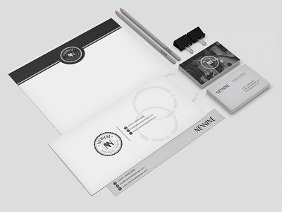 NEWINE | Stationary Package