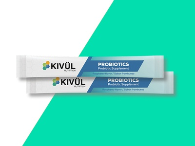 KIVÜL NUTRITION | Logo & Packaging Design