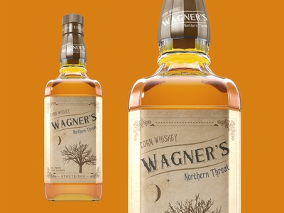 WAGNER'S | Identity & Packaging Design