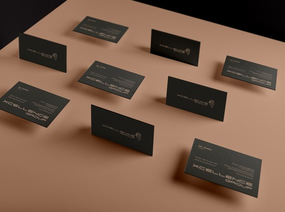 XCELLENCE GROUP | Identity & Business cards