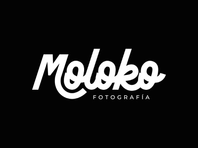 Moloko - Lettering typography logo lettering challenge graphic graphicdesign illustrator vectors vector art vector lettering logo handmade design logo letters type calligraphy lettering typography