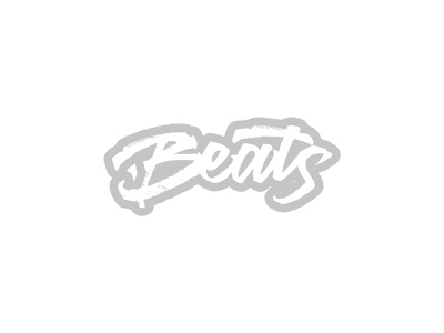 Beats - Lettering typography logo typography calligraphy logo calligraphy lettering logo logotype logo design scriptlettering script brushpen script brushpen brush lettering graphicdesign lettering design lettering logo