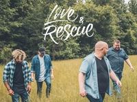 Love & Rescue - Lettering