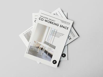 The Koppel Project - Magazine design editorial logodesign branding