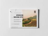 Indochina Coffee - Branding and Logo