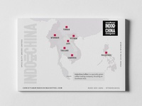 Branding and Logo for Indochina Coffee