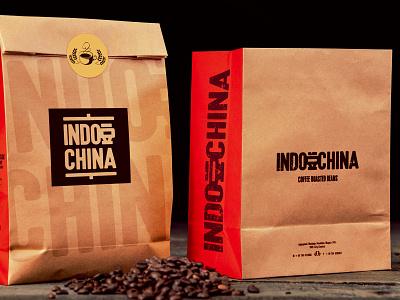 Indochina Coffee - Logo Design website design branding ux web design logo