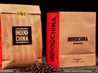 Indochina Coffee - Logo Design