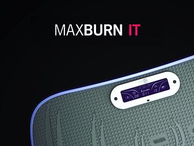 3D product - Maxburn motion design 3ddesign 3d artist