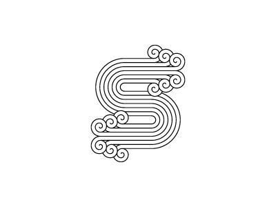 Swirling Logo