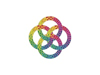 Mosaic Knot Logo