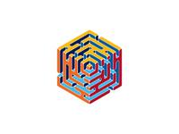 Laberinto Logo